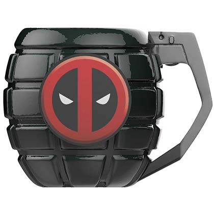 Tasse Deadpool - Grenade