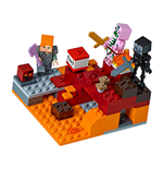 LEGO® Minecraft™ La bataille du Nether