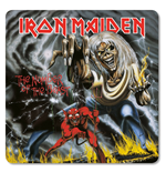 Iron Maiden sous-verres The Number of the Beast (6)