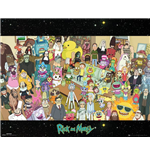 Poster Rick and Morty 290522