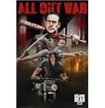 Poster Maxi The Walking Dead - Season 8 Collage (61x91,5 Cm)