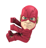 The Flash figurine Scalers Flash 5 cm