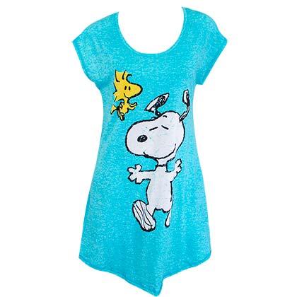 design distinctif style actuel nouveaux prix plus bas Pyjama Snoopy pour femme