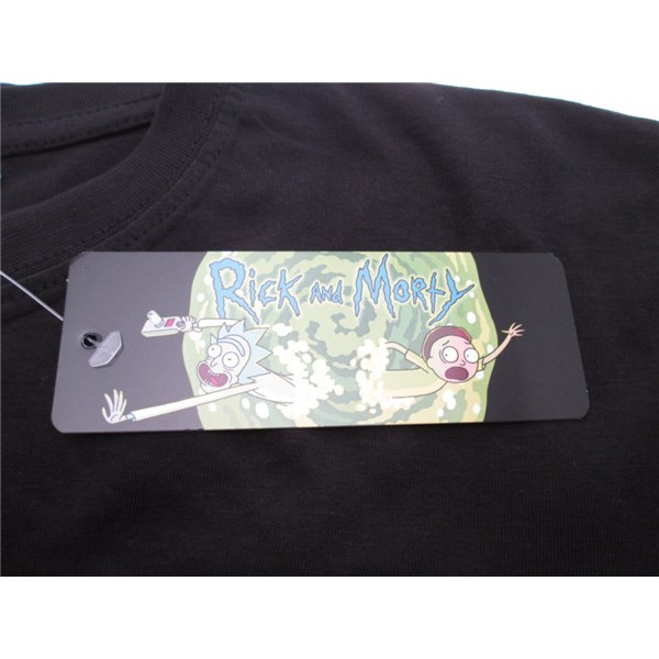 T-shirt Rick and Morty 290821