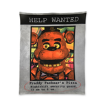 Accessoires de Lit Five Nights at Freddy's 290987