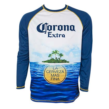 T-shirt Manches Longues Corona Extra - Rash Guard