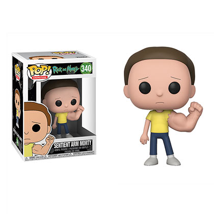Figurine Funko Pop Rick and Morty - Sentient Arm Morty