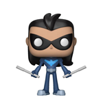 Teen Titans Go! POP! Vinyl figurine Robin as Nightwing 9 cm