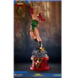 Street Fighter V statuette 1/4 Cammy 71 cm