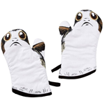 Star Wars Episode VIII gants Porgs