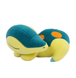 Pokemon peluche Sleeping Hericendre 16 cm