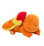 Pokemon peluche Sleeping Salamèche 16 cm