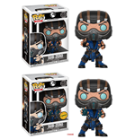 Mortal Kombat assortiment POP! Games Vinyl figurines Subzero 9 cm (6)