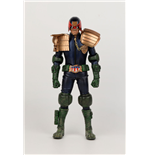 2000 AD figurine 1/6 Apocalypse War Judge Dredd 31 cm