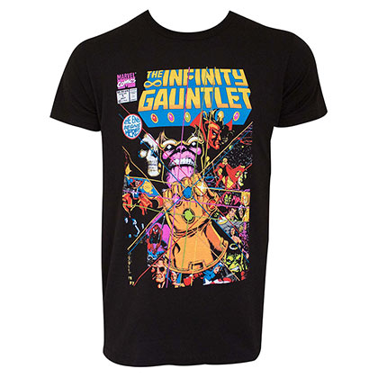 T-shirt Marvel - The Infinity Gauntlet