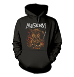 Sweat-shirt Alestorm WE ARE HERE TO DRINK YOUR BEER!