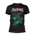 T-shirt Alestorm PIRATE PIZZA PARTY