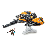 Destiny Mega Bloks jeu de construction Arcadia Jumpship
