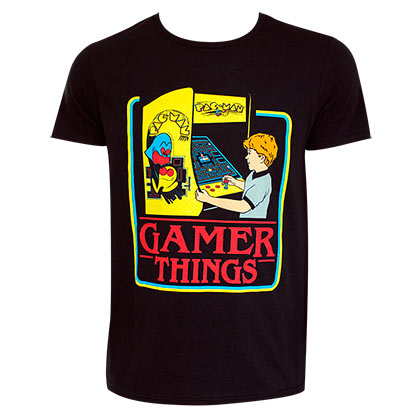 T-shirt Pac-Man - Gamer Things