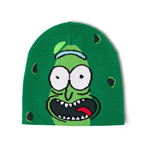 Bonnet Rick and Morty Pickle Rick Face