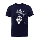 T-shirt The Notorious B.I.G.- Biggie Crown Face