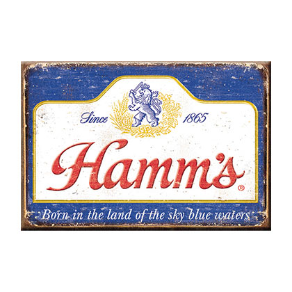 Aimant Hamm's Beer
