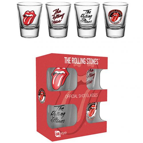 Verre à Shot The Rolling Stones