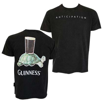 T-shirt Guinness - Anticipation