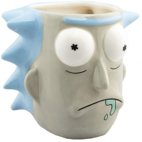 Tasse Rick And Morty - 3D Rick