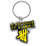 Porte-clés 5 seconds of summer 292831
