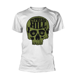 T-shirt Cypress Hill SKULL LOGO