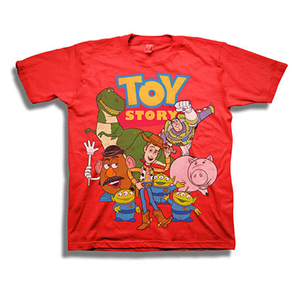 T-shirt Toy Story