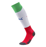 Chaussettes de Football Italie Away Puma 2018-2019 (Blanc)