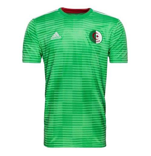Maillot de Football Algérie Adidas Away 2018 2019