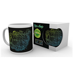 Rick et Morty mug Wubba Lubba Dub-Dub heo Exclusive