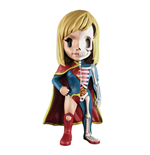 DC Comics figurine XXRAY Wave 7 Supergirl 10 cm