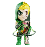 DC Comics figurine XXRAY Wave 6 Green Arrow 10 cm