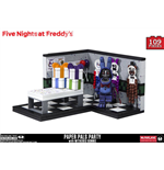 Five Nights at Freddy´s jeu de construction Small Paper Pals Party