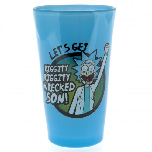 Verre Rick and Morty 293542