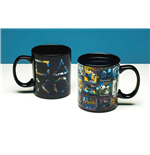 PlayStation mug effet thermique Game Cover