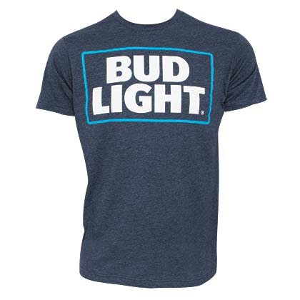 T-shirt Bud Light - Basic logo