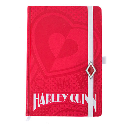 Carnet de Notes Harley Quinn