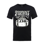T-shirt Johnny Cash - Walk The Line