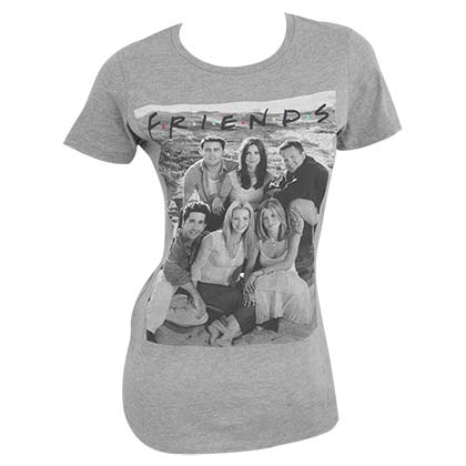 T-shirt Friends - Cast