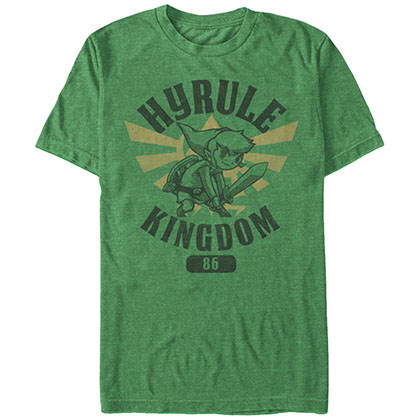 T-shirt The Legend of Zelda pour homme