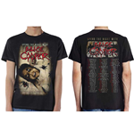 T-shirt Alice Cooper  pour homme - Design: Spend The Night With Spiders