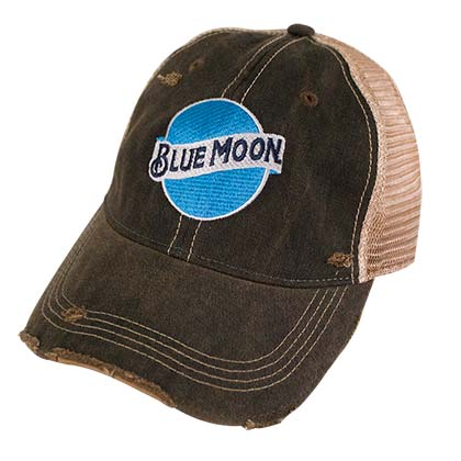 Chapeau Blue Moon
