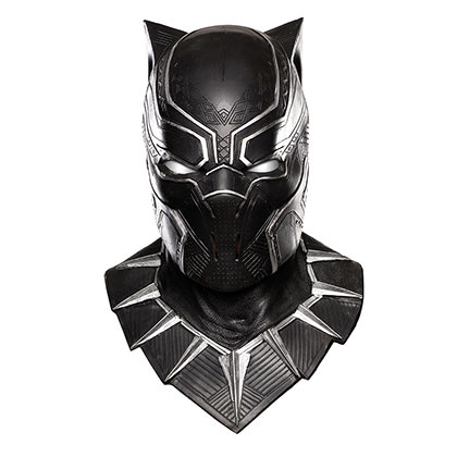Masque Costume Black Panther