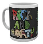Tasse Rick and Morty 293805