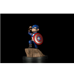 Marvel Comics figurine Q-Fig Captain America Civil War 11 cm